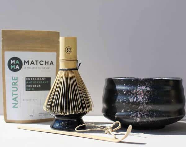 pack dégustation thé matcha
