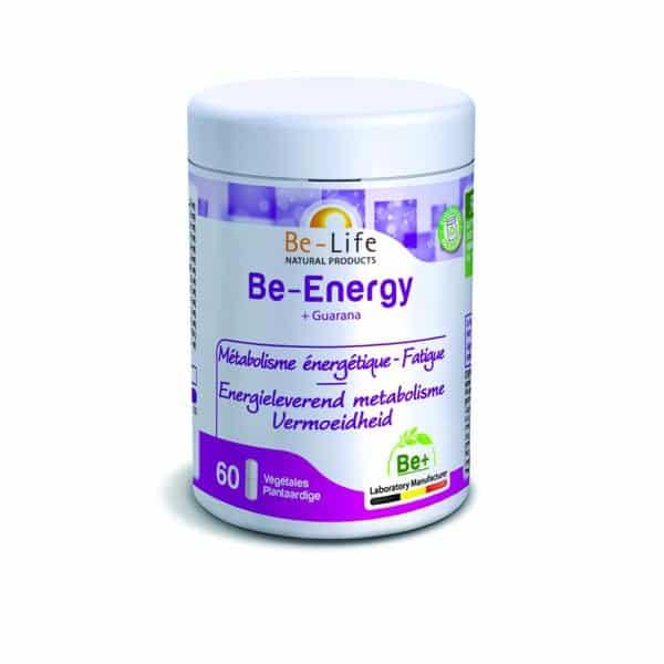 énergie guarana