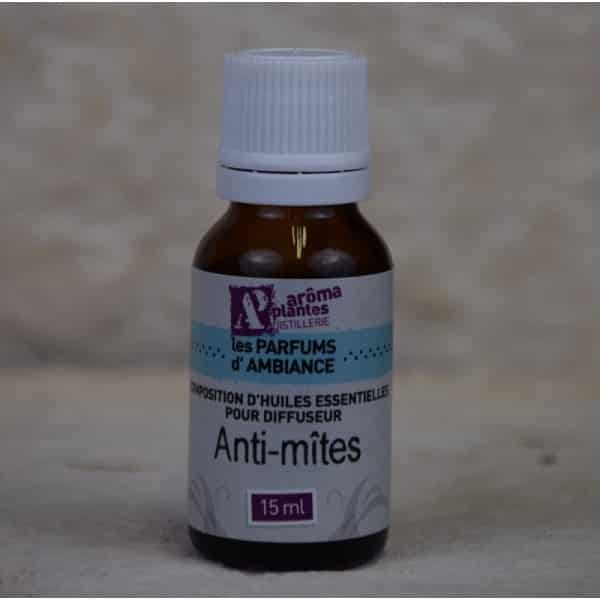 composition anti-mites