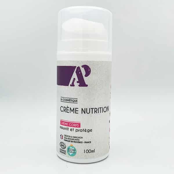 crème corps nutrition intense
