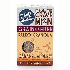 granola cannelle
