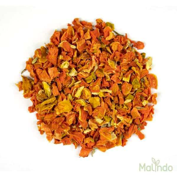 Spicy Carotte infusion