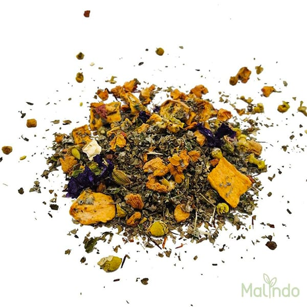 spicy chai rooibos