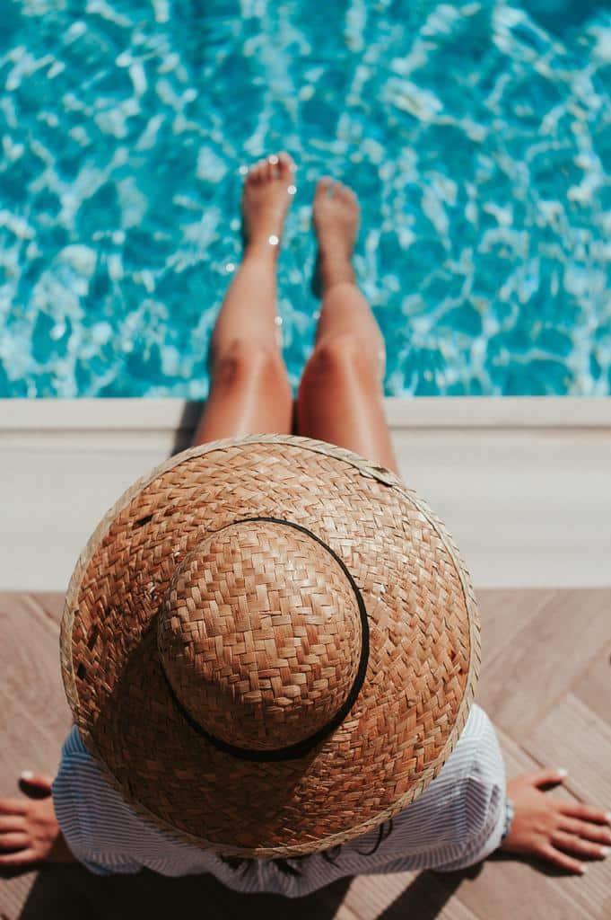 préparer sa peau au soleil