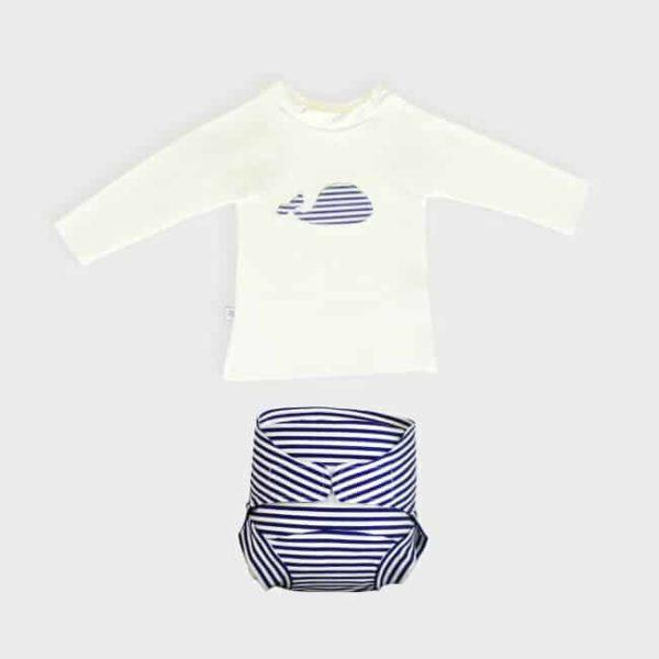 t-shirt anti-uv bébé garçon