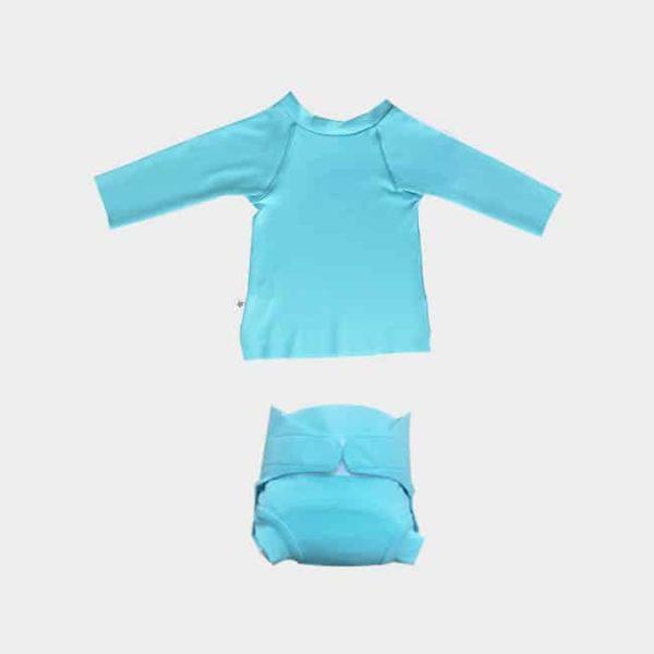 combinaison UV bébé